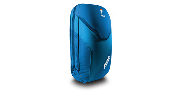 ABS Vario Zip-On 18 - Sac avalanche - bleu